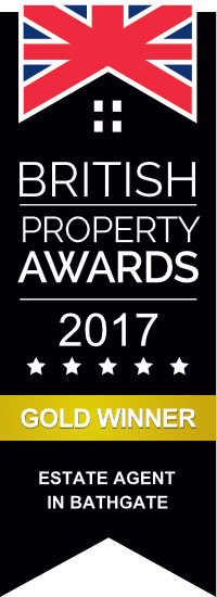 British Property Awards 2017 Gold Winner