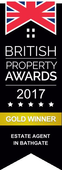British Property Awards 2017 Gold Winner